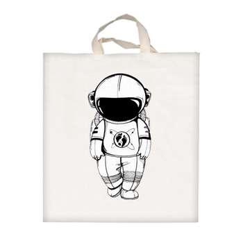 تصویر ساک خرید مدل فضائی کد 1301