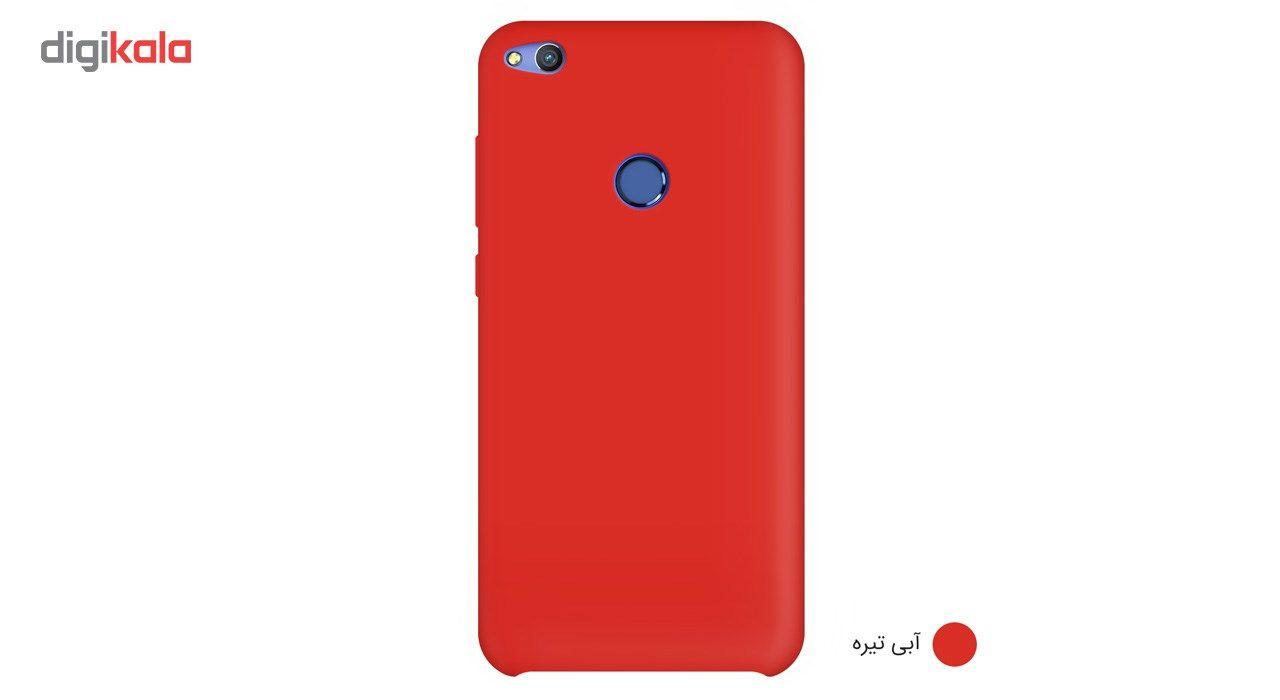 کاور سیلیکونی مناسب برای گوشی موبایل هوآوی Honor 8 Lite main 1 1