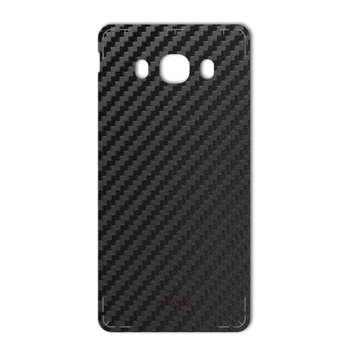 برچسب پوششی ماهوت مدل Carbon-fiber Texture مناسب برای گوشی  Samsung J5 2016