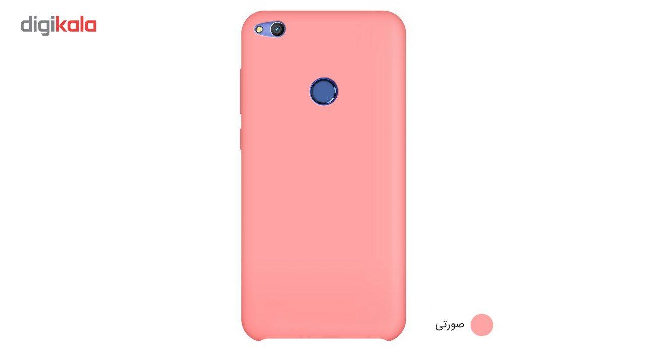 کاور سیلیکونی مناسب برای گوشی موبایل هوآوی Honor 8 Lite main 1 2
