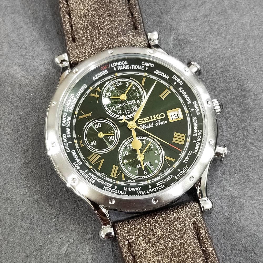 ساعت مچی عقربهای مردانه سیکو مدل SPL057