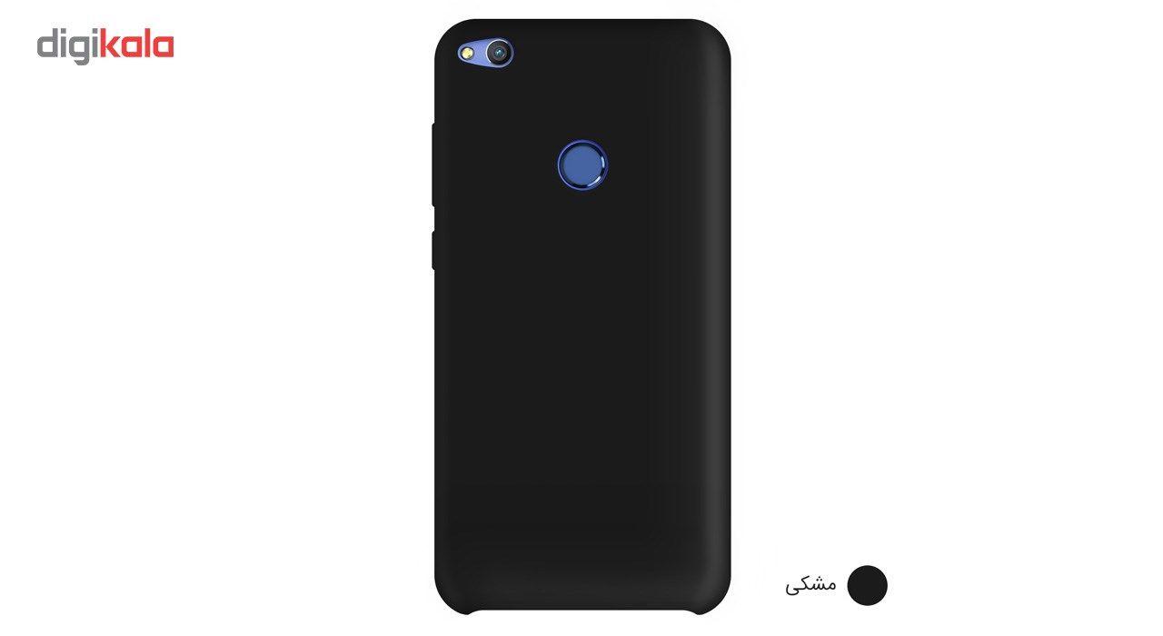 کاور سیلیکونی مناسب برای گوشی موبایل هوآوی Honor 8 Lite main 1 3