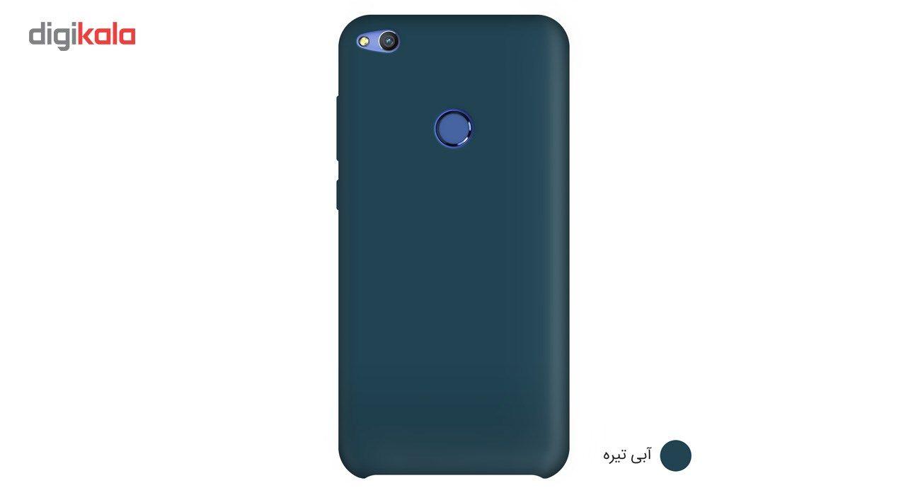 کاور سیلیکونی مناسب برای گوشی موبایل هوآوی Honor 8 Lite main 1 4