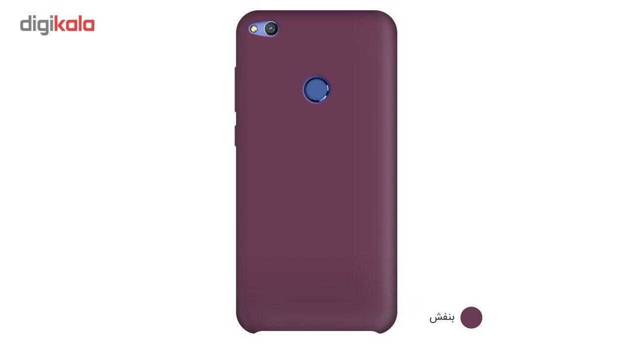 کاور سیلیکونی مناسب برای گوشی موبایل هوآوی Honor 8 Lite main 1 5