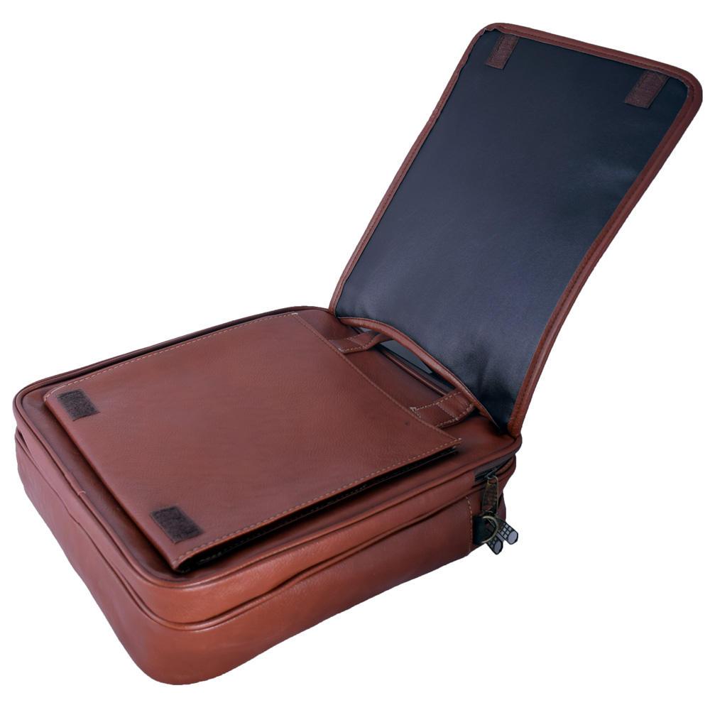 کیف دستی چرم ما مدل SM-12 -  - 19