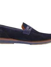کفش روزمره مردانه چرم آرا مدل sh025 کد so -  - 4