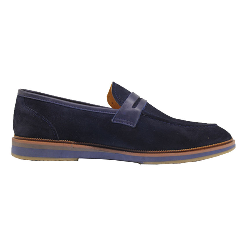 کفش روزمره مردانه چرم آرا مدل sh025 کد so -  - 5