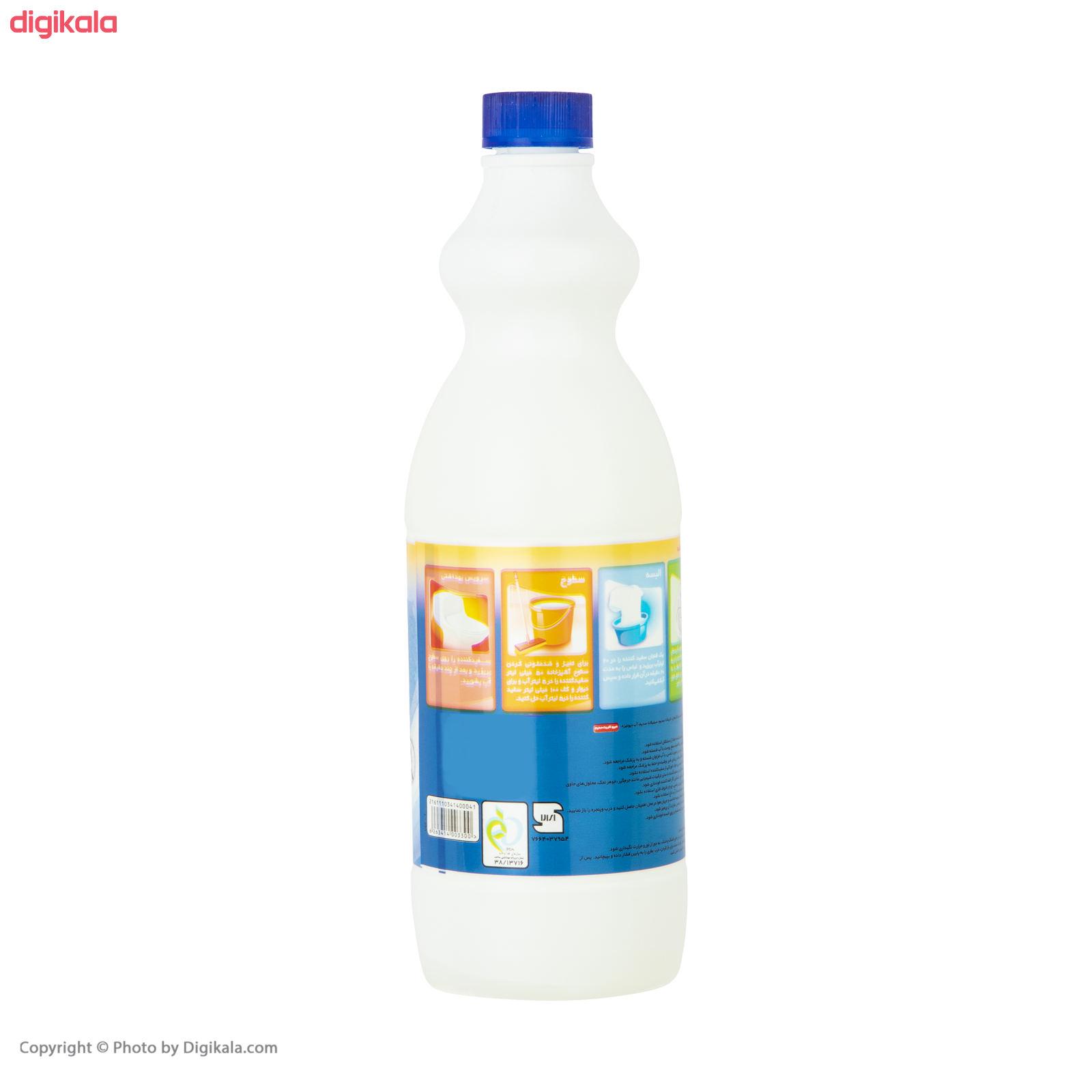 مایع سفید کننده تاژ مقدار 1050 گرم main 1 2