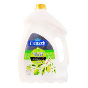 مایع دستشویی النزه مدا Lemon حجم 3750 میلی لیتر
