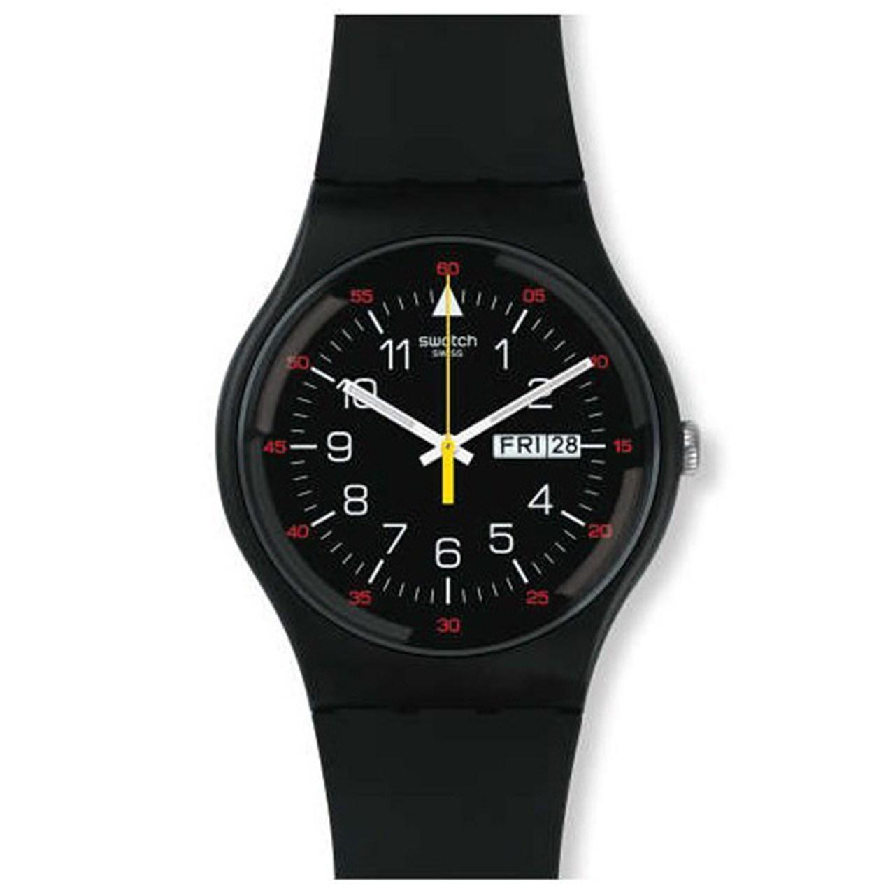 ساعت مچی عقربه ای سواچ مدل SUOB724