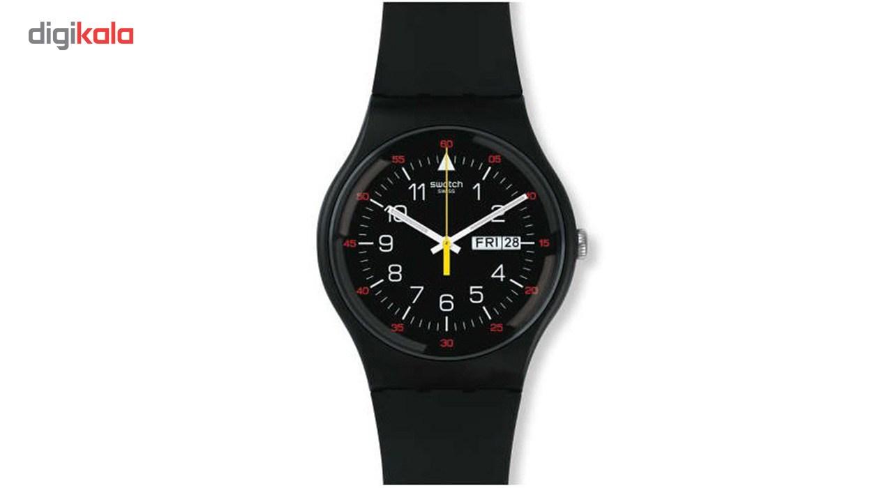 خرید ساعت مچی عقربه ای سواچ مدل SUOB724