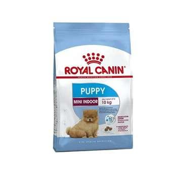 غذای خشک سگ رویال کنین مدل Mini Indoor Puppy وزن 1.5 کیلوگرم