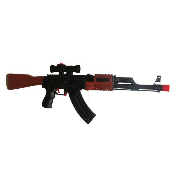 تفنگ اسباب بازی مدل Assault super Ak47