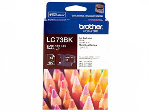 کارتریج پرینتر برادر LC73BK ( مشکی )