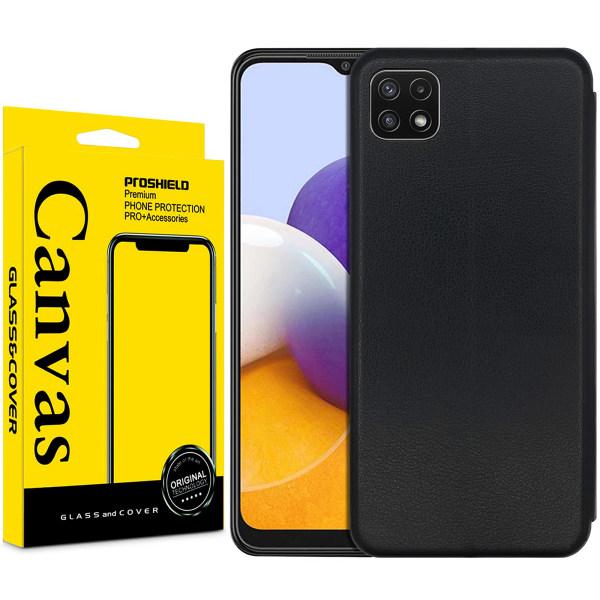 کیف کلاسوری کانواس مدل MAX SERIES مناسب برای گوشی موبایل سامسونگ Galaxy A22 5G