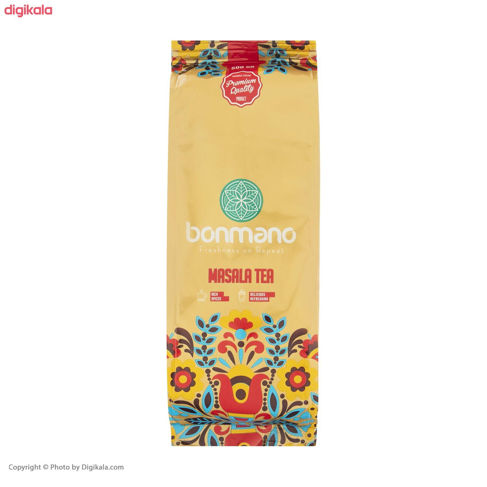 چای ماسالا بن مانو - 500 گرم  main 1 2