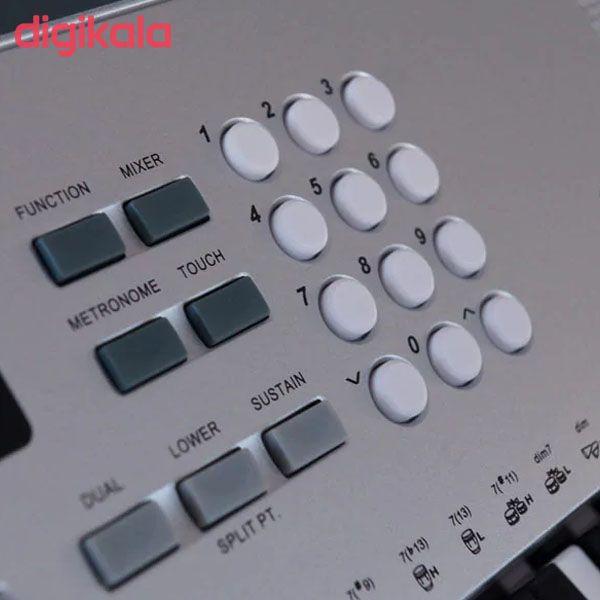 کیبورد مدلی مدل M12 main 1 2