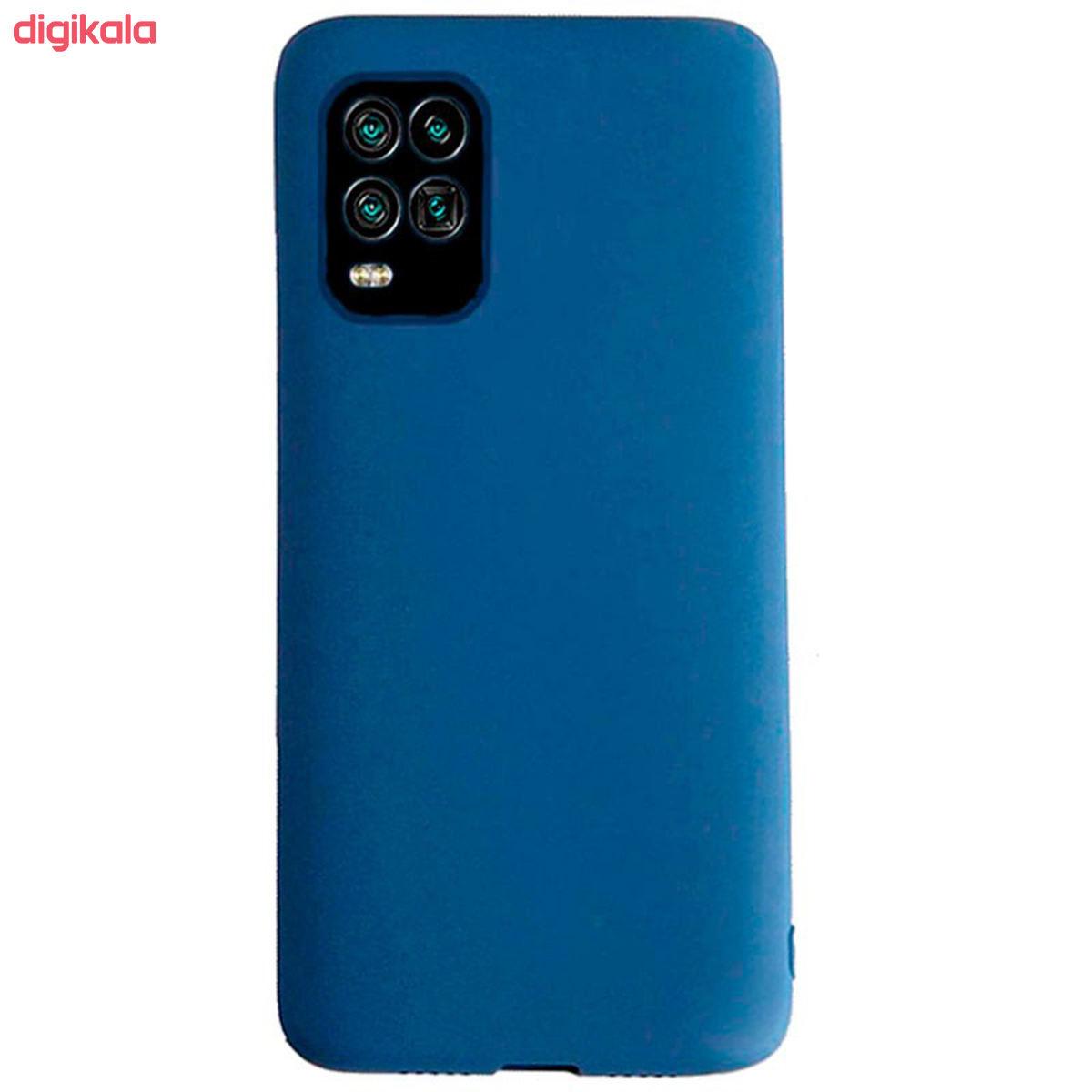 کاور مدل PHSILK مناسب برای گوشی موبایل شیائومی Mi 10 Lite 5G main 1 3