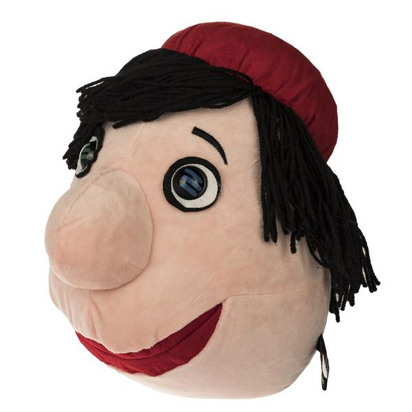 عروسک پالیز مدل کلاه قرمزی ارتفاع 26 سانتی متر