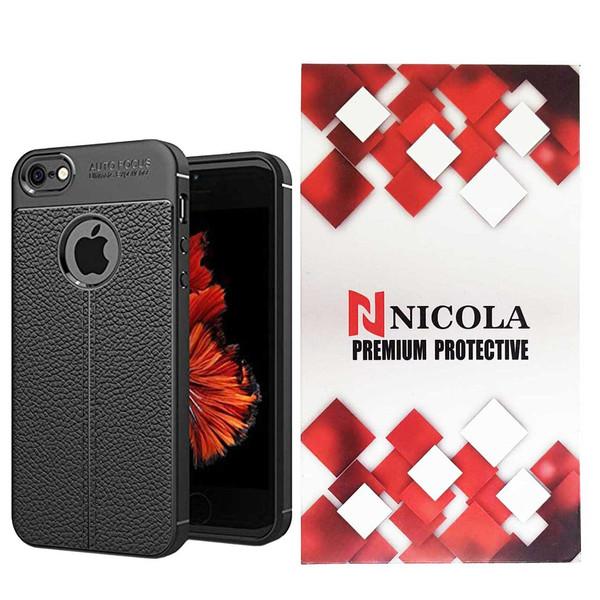 کاور نیکلا مدل N_ATO مناسب برای گوشی موبایل اپل Iphone 5/5s/SE