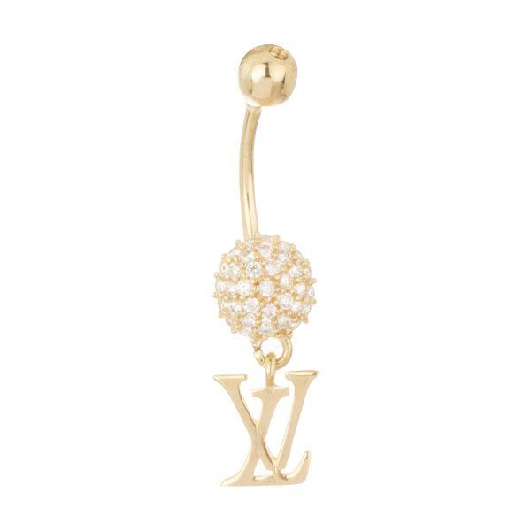 پیرسینگ طلا 18 عیار زنانه مایا ماهک مدل MO0120
