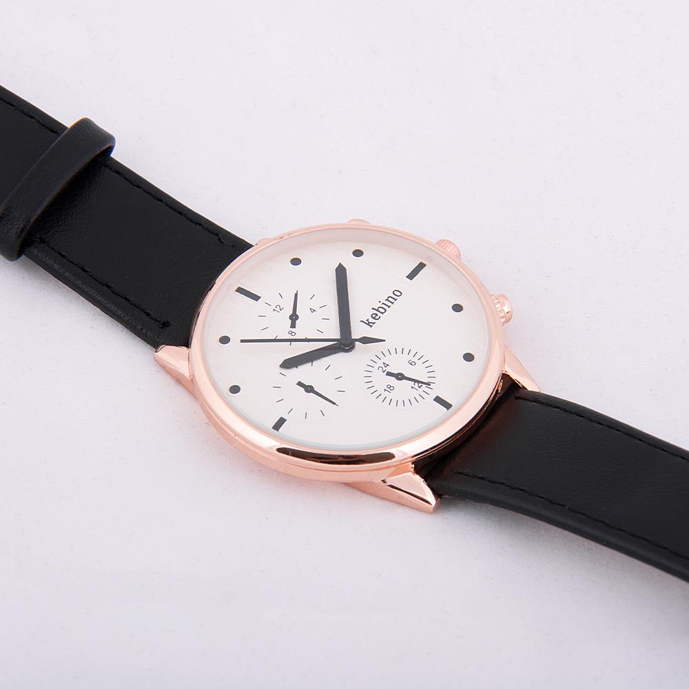 ساعت مچی عقربهای مردانه کد A035              اصل