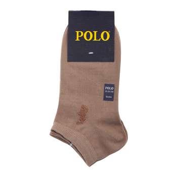 جوراب مردانه مدل P-2020 رنگ نسکافه ای