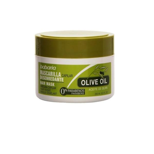 ماسک مو باباریا مدل OLIVE OIL حجم 250 میلی لیتر