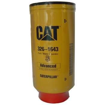فیلتر جداکننده آب از سوخت ماشین آلات کاترپیلار کد 3261643