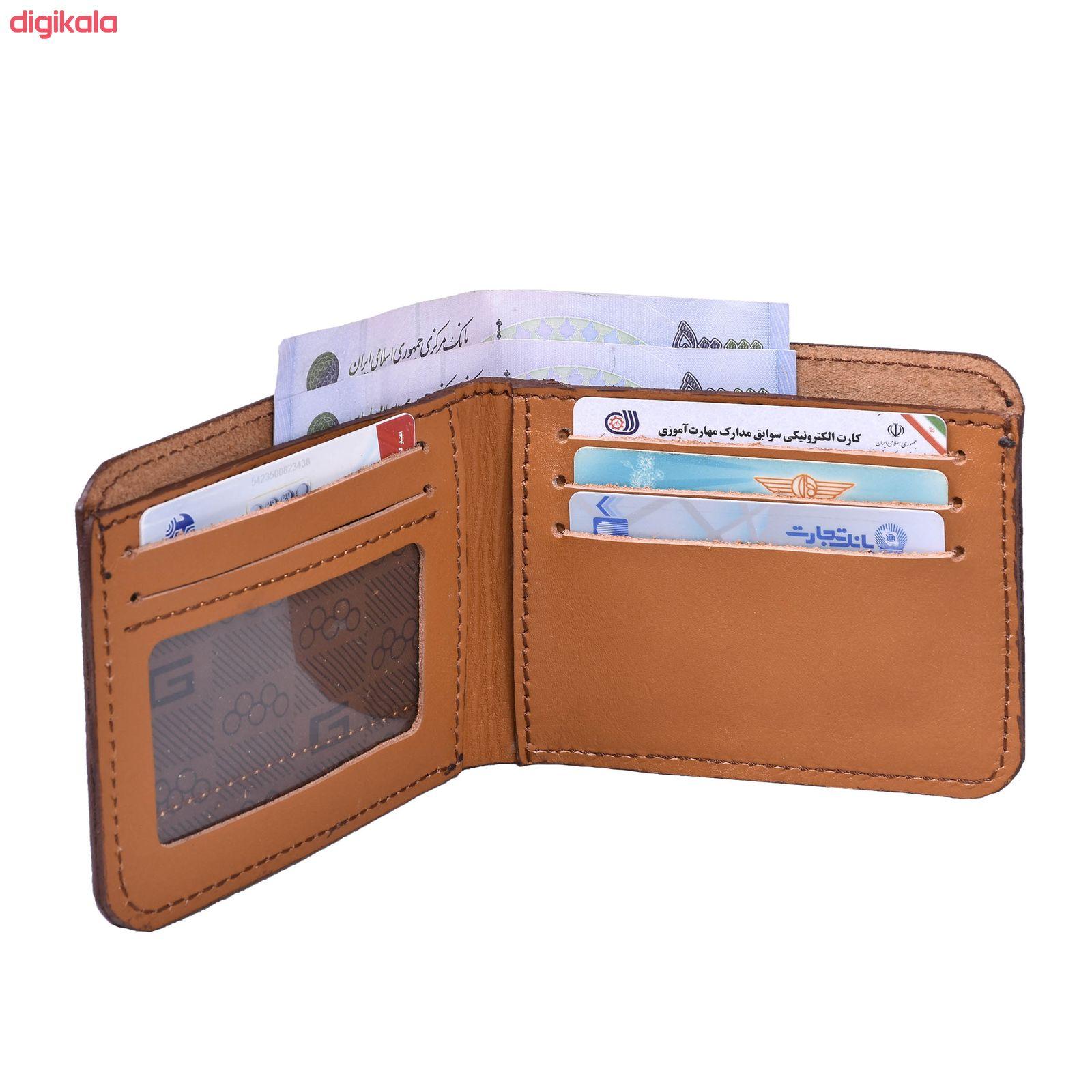 کیف پول مردانه مدل JIBI122 main 1 1