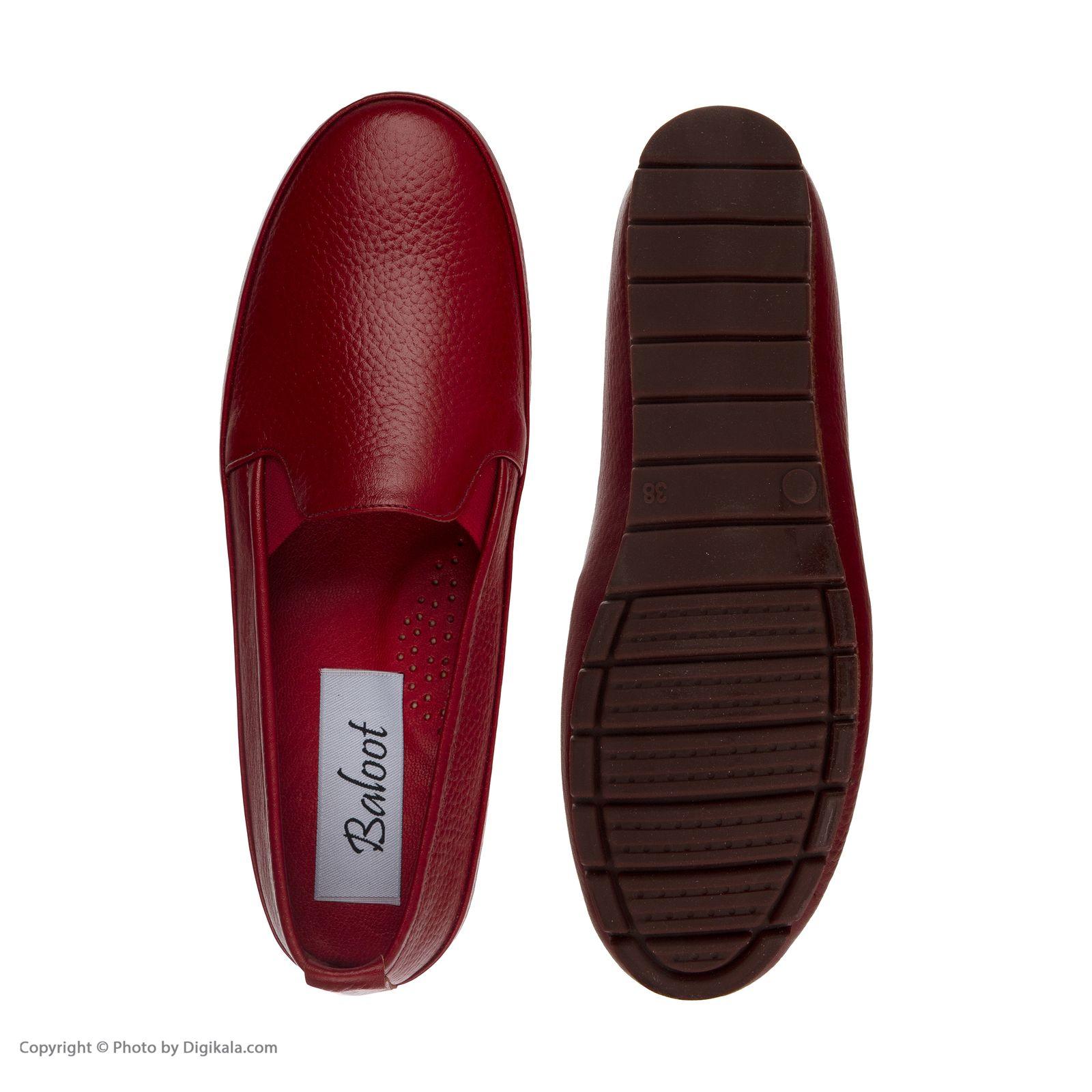 کفش روزمره زنانه بلوط مدل 5313A500102 -  - 4