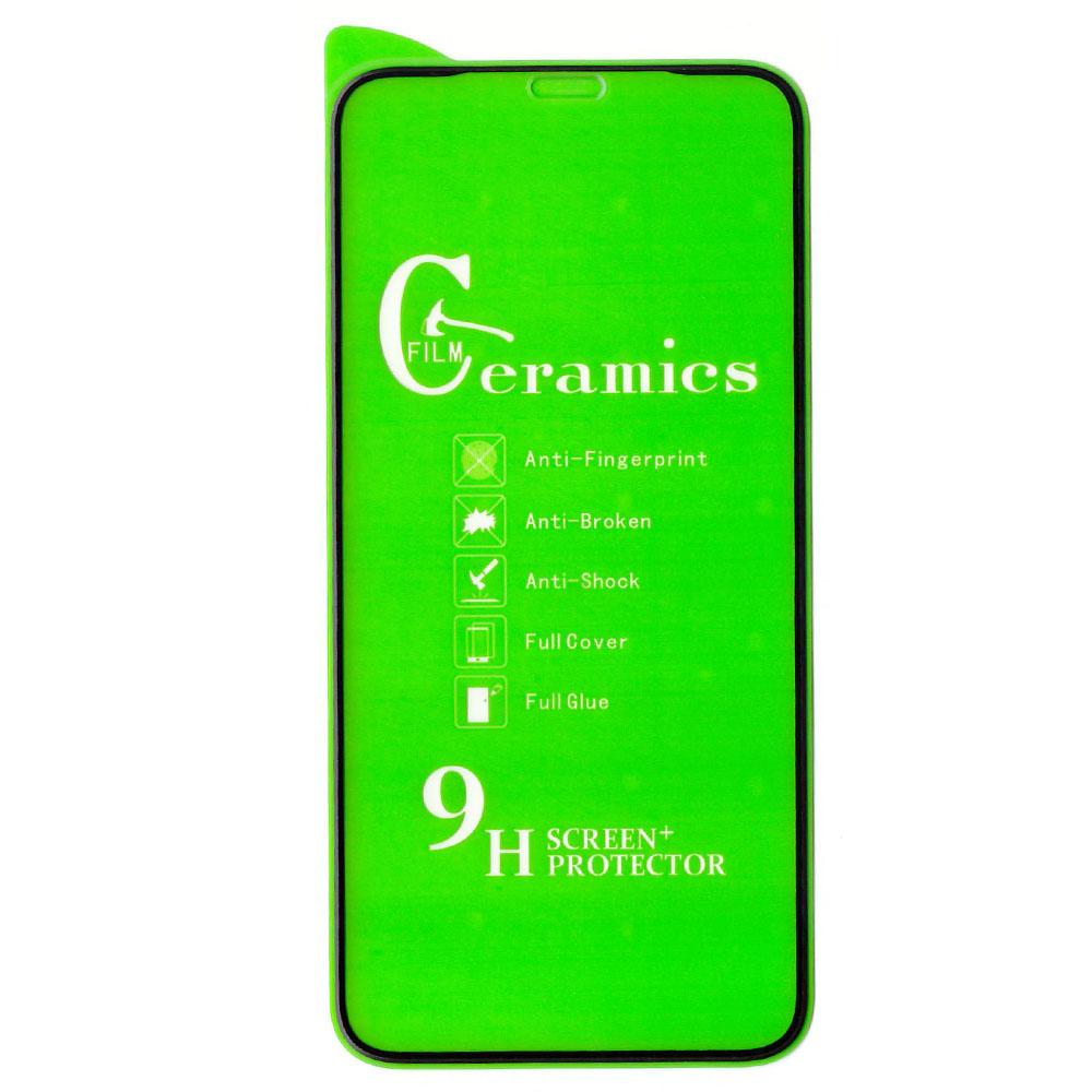 محافظ صفحه نمایش سرامیکی مدل Air مناسب برای گوشی موبایل اپل Iphone 11 Pro / Iphone X / Iphone 10