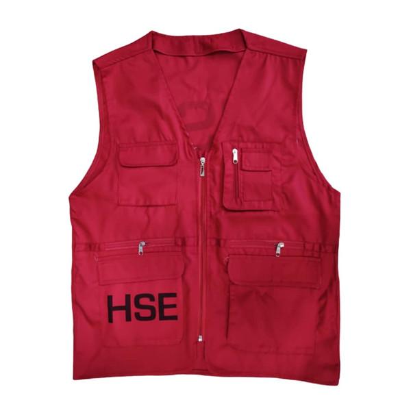 جلیقه ایمنی مدل H.S.E