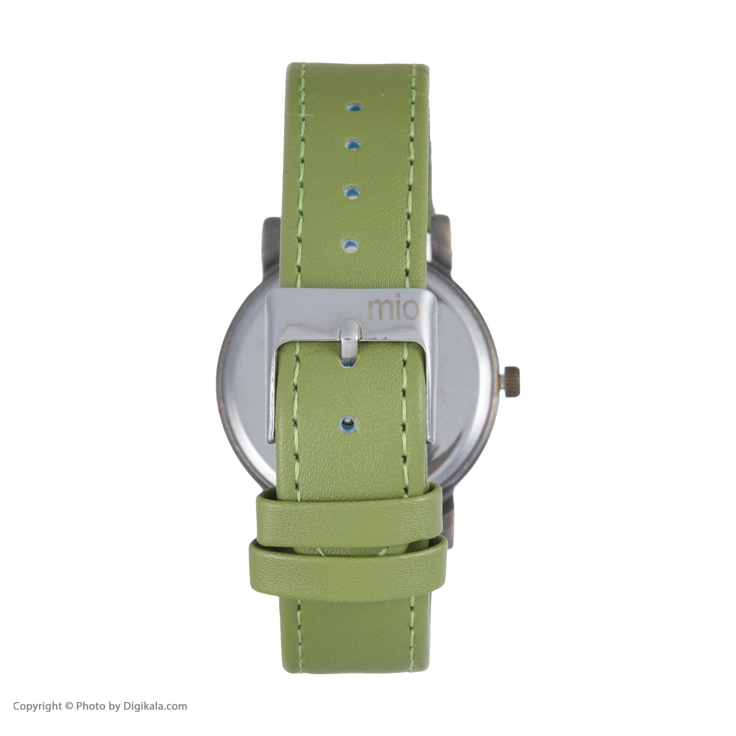 ساعت مچی عقربه ای زنانه میو مدل MWL3007               ارزان
