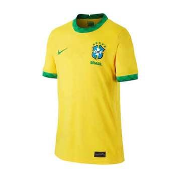 تی شرت ورزشی مردانه مدل برزیل Home2020