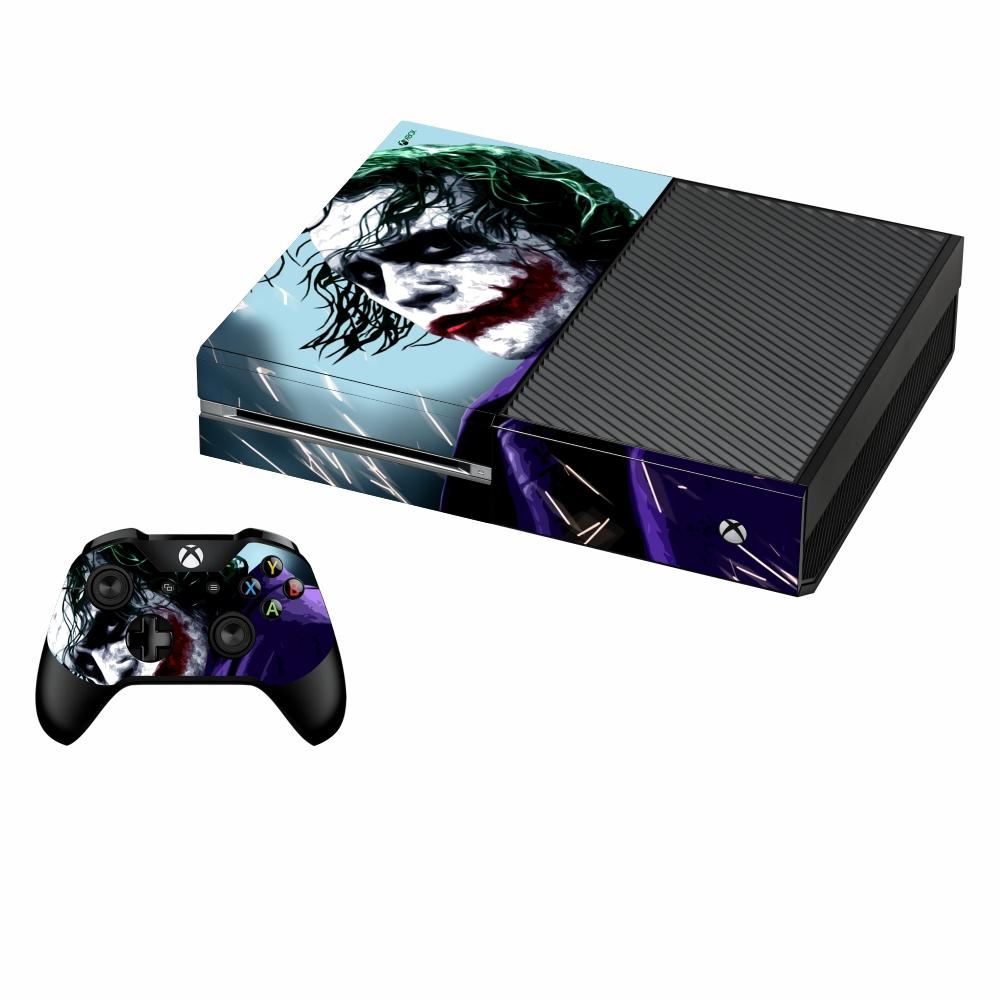 بررسی و {خرید با تخفیف}                                     برچسب ایکس باکس وان فت پلی اینفینی مدل Joker 04 به همراه برچسب دسته                             اصل