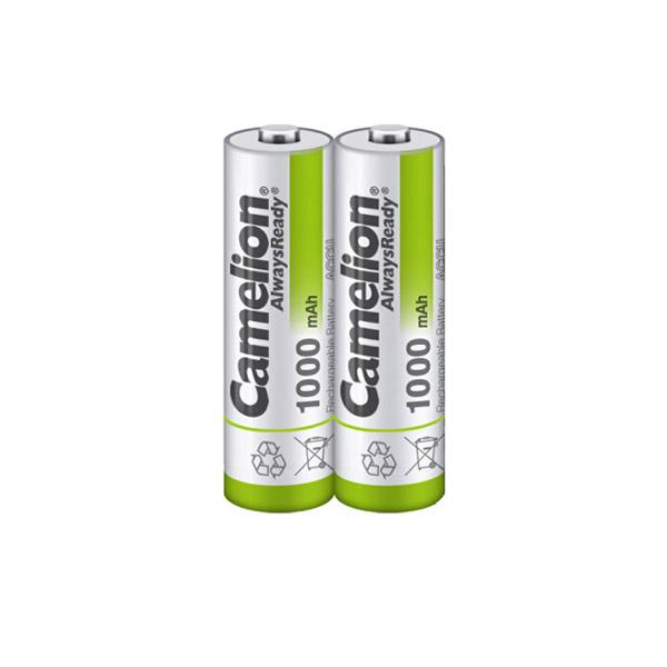 باتری قلمی قابل شارژ کملیون مدل AlwaysReady New Version بسته 2 عددی