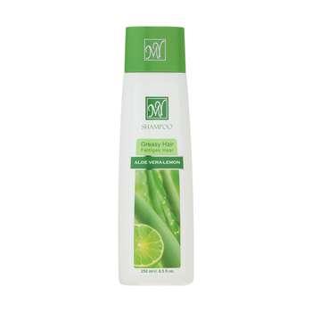 شامپو مای مدل Aloevera Lemon مناسب موهای چرب حجم 250 میلی لیتر