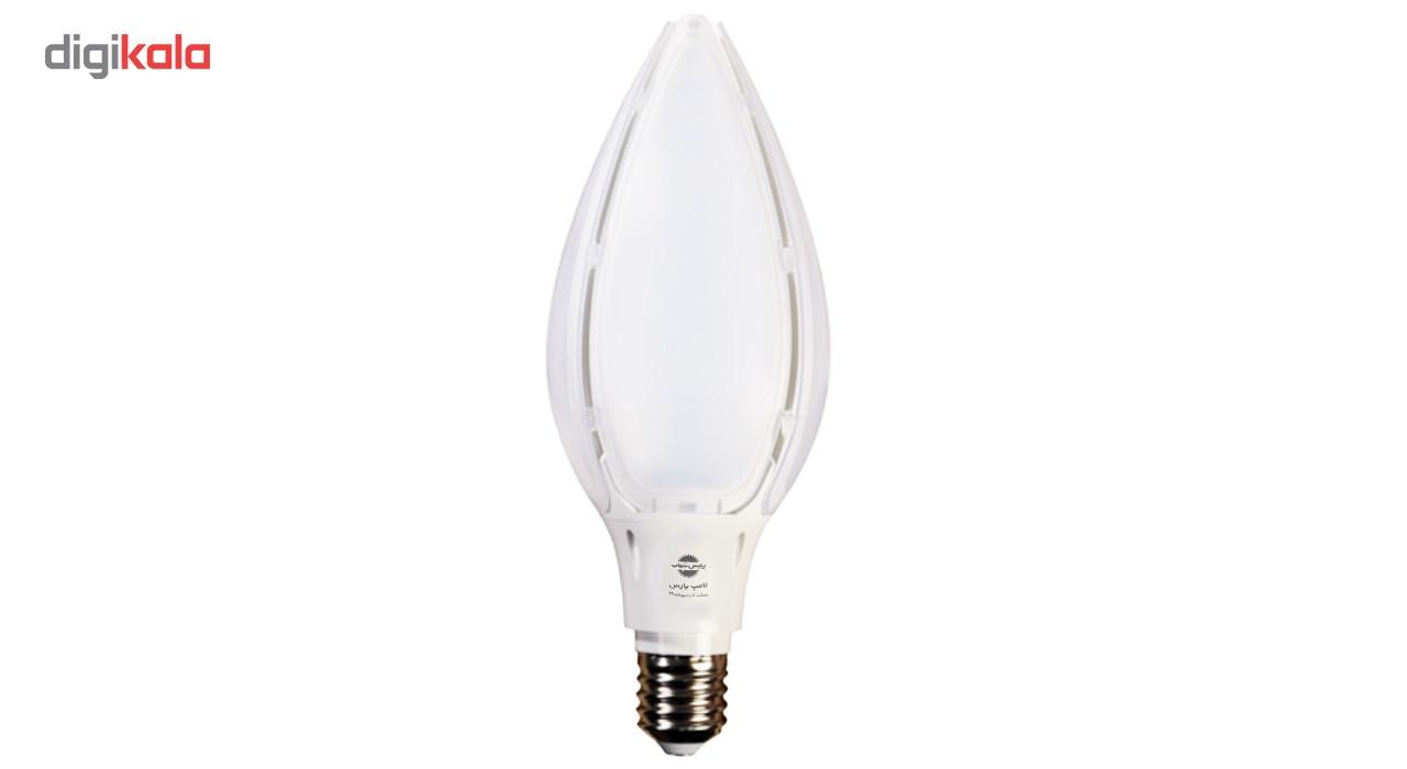 لامپ ال ای دی 60 وات پارس شهاب مدل اولیور پایه E27