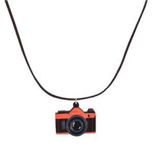 گردنبند دخترانه مدل دوربین عکاسی کد 01