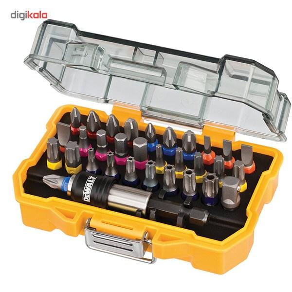 مجموعه 32 عددی سری پیچ گوشتی دیوالت مدل DT7969 main 1 1