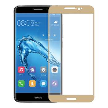 محافظ صفحه نمایش شیشه ای تمپرد مدل Full Cover مناسب برای گوشی موبایل هوآوی Nova Plus