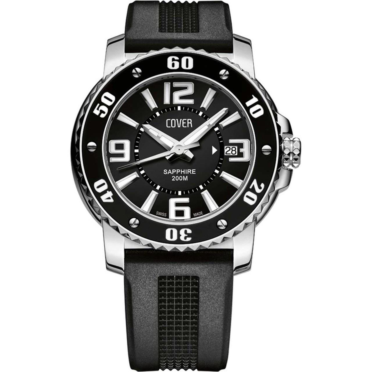 ساعت مچی عقربه ای مردانه کاور مدل Co145.03 14