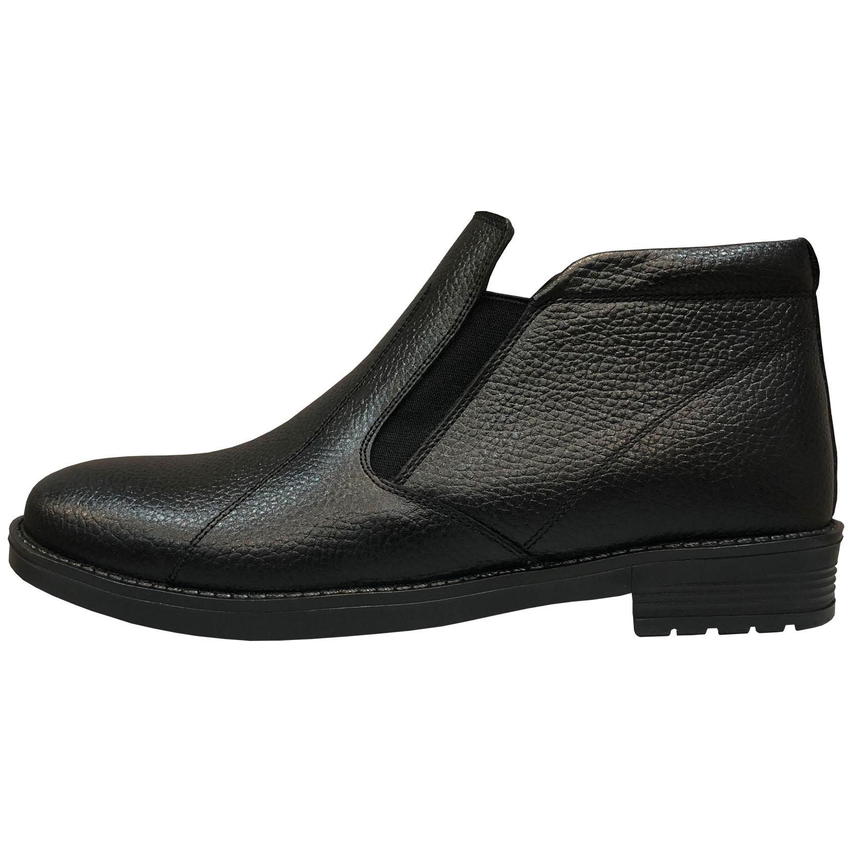 نیم بوت مردانه کفش سعیدی مدل sa119