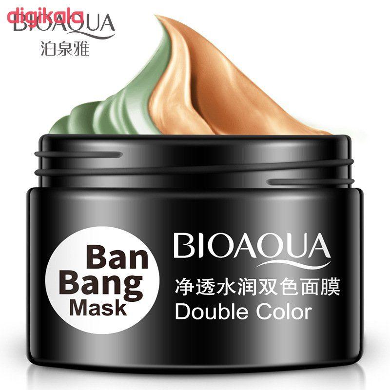 ماسک صورت بایوآکوا مدل  Ban Bang Double Color حجم 100 میلی لیتر main 1 1
