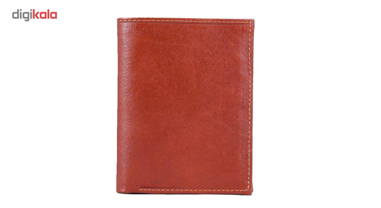 کیف پول مردانه چرم آرتان مدل جیبی کدAR02006