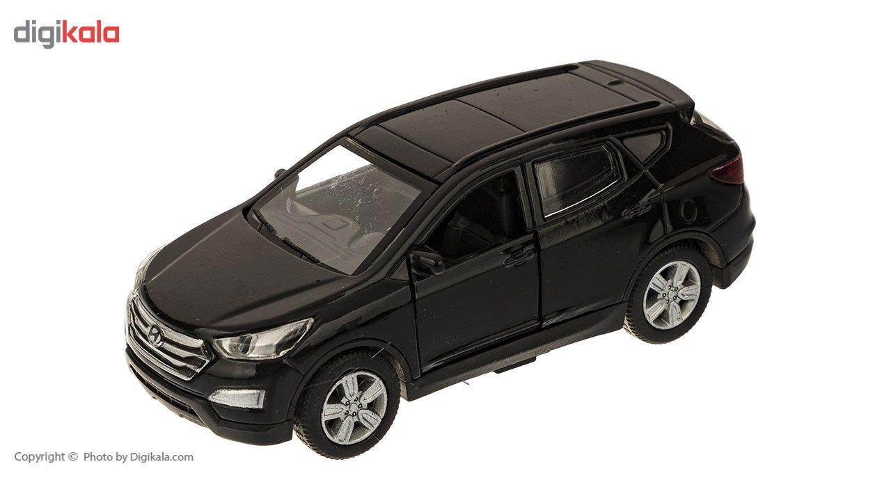 ماشین بازی مدل Hyundai Santa Fe main 1 1