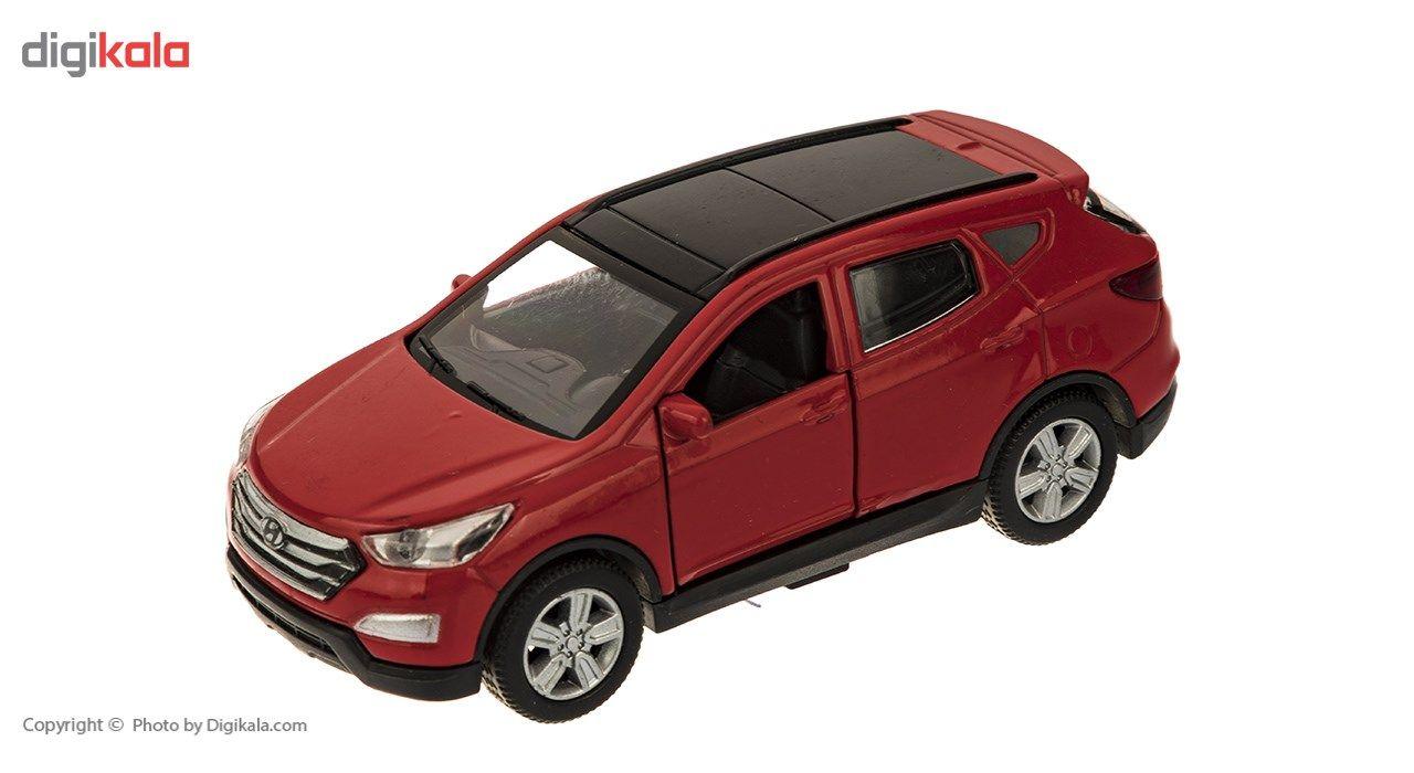 ماشین بازی مدل Hyundai Santa Fe main 1 2