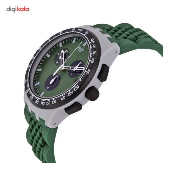 ساعت مچی عقربه ای مردانه سواچ مدل SUSM402 -  - 1
