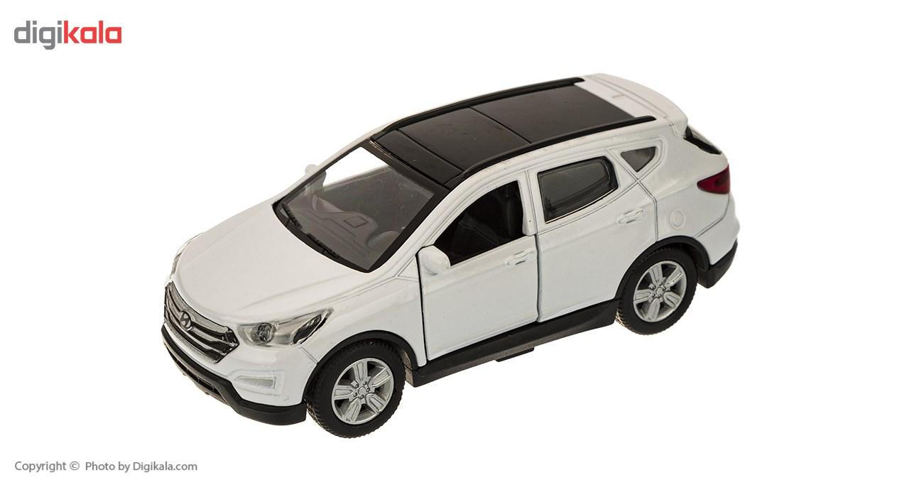 ماشین بازی مدل Hyundai Santa Fe main 1 3